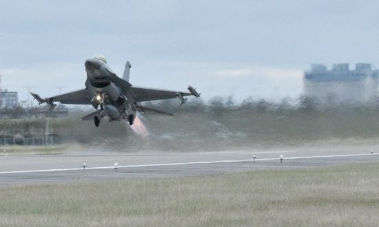 Taiwan Scrambles Jets as China's Air Force Holds Drill Near Island