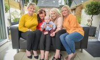 Family Welcomes First Boy in 86 Years