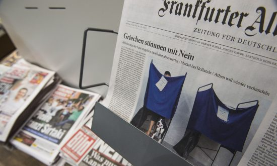 German Media Calls for Europe to Join US Fight Against China's Unfair Trade Practices