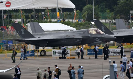 US Republicans Press for F-35 Fighter Jet Sales to Taiwan Amid China Threat