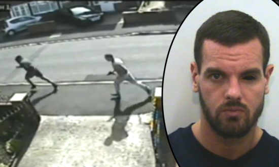 Double Cop-Killer Dale Cregan 'Back in Jail' After Four Years in Hospital
