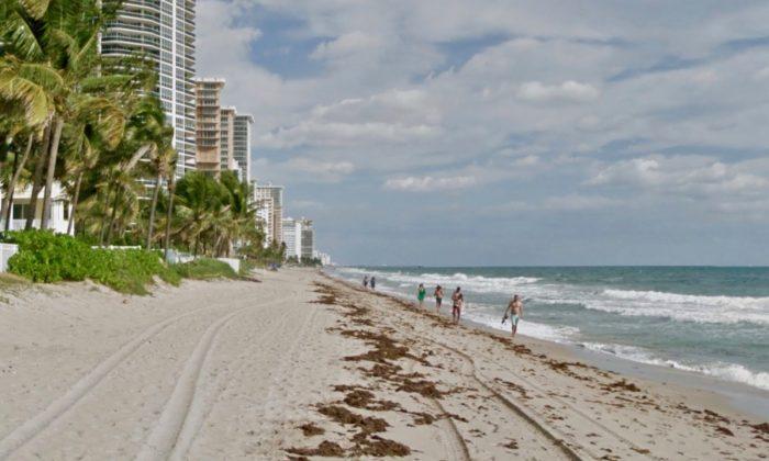 3036 North Atlantic Blvd., Fort Lauderdale, near the location where Constantine Theoharis was last seen. (Screenshot via Google Maps)