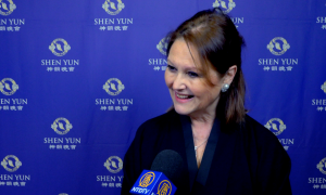 Shen Yun Impresses Audience Members in Rome With Beauty, Spirituality of Chinese Culture
