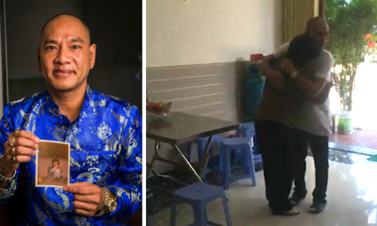 Man Saved From Vietnamese Orphanage During Vietnam War Meets His Mother For First Time