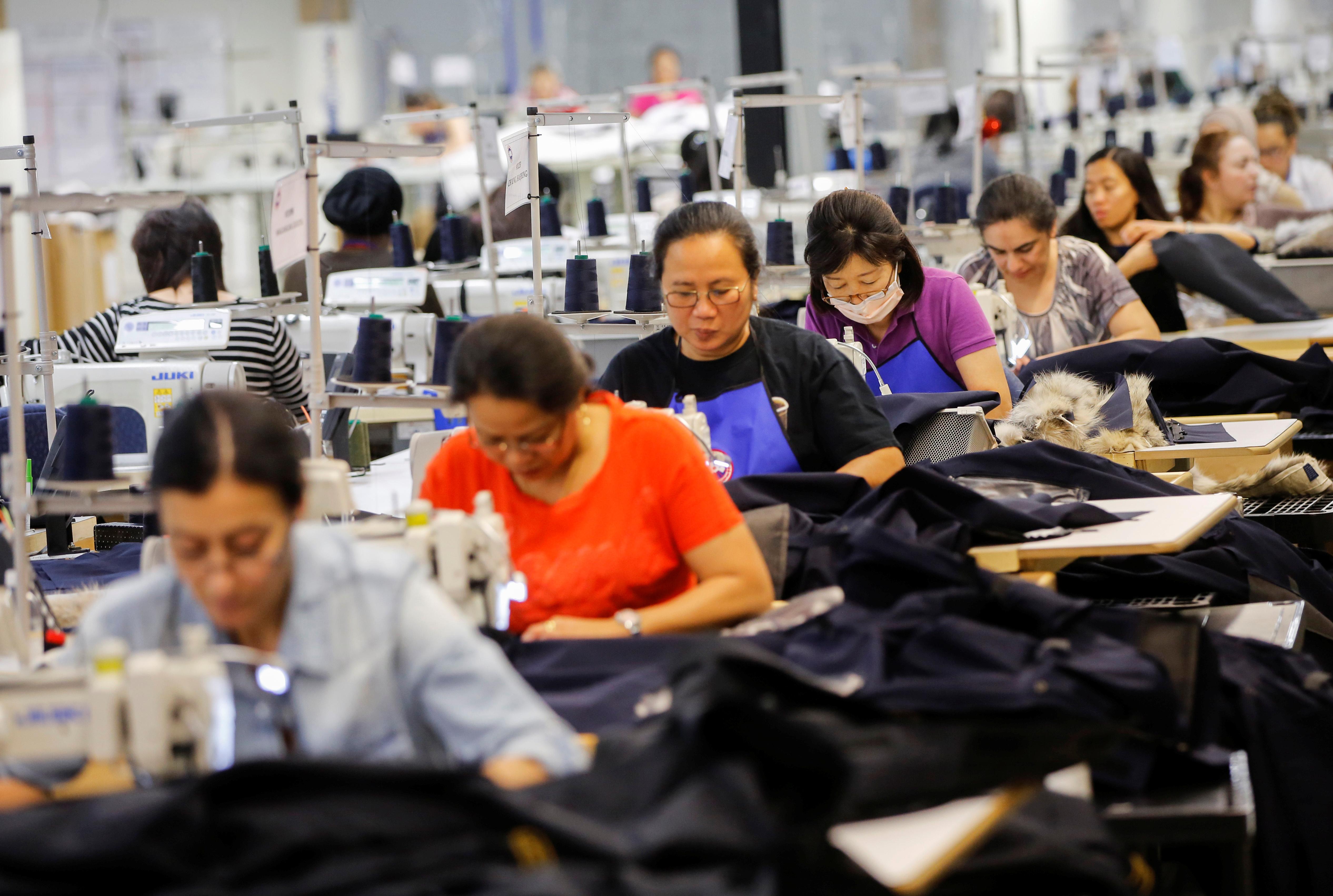canada goose factory toronto jobs