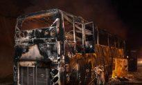 Fire Kills 20 Myanmar Migrant Workers on Bus in Thailand