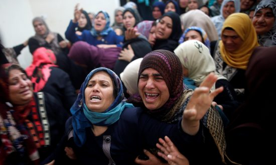 Palestinians Hold Day of Mourning After Protests on Israel-Gaza Border
