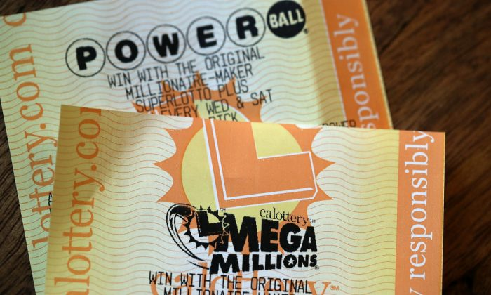 Winning numbers drawn for $521M Mega Millions jackpot