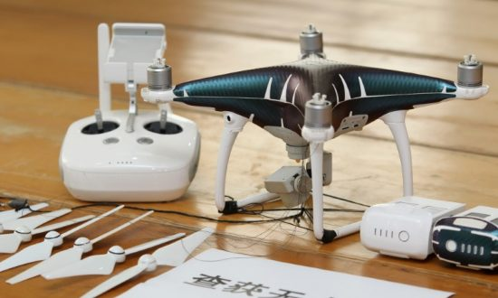 Smugglers in China Use Drones to Transport iPhones Across Border From Hong Kong, Earning Millions