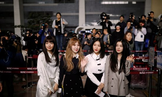 Kim Jong Un, Wife, Watch South Korean K-pop Stars Perform in Pyongyang