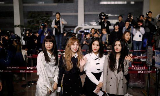 Kim Jong Un, Wife, Watch South Korean K-pop Stars Perform in Pyongyang