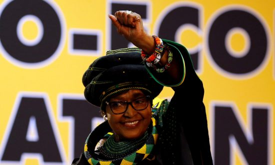 Winnie Mandela, 'Mother' Then 'Mugger' of New South Africa, Dies at 81