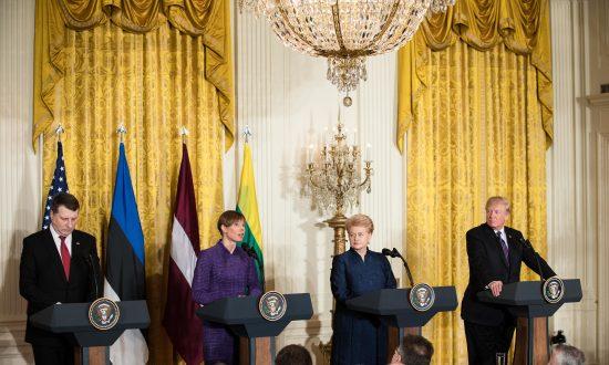 Baltic States Seek US Help Against Russia Threat