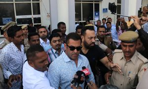 Indian Court Finds Bollywood Actor Salman Khan Guilty of Poaching