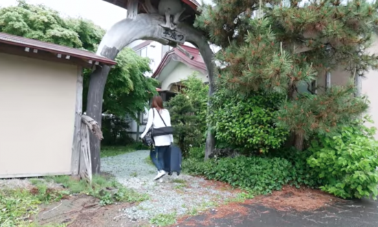 Woman visits traditional Japanese home in countryside—what she experiences—she will never forget