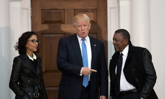 BET Founder: Trump's Economy Is Bringing Back African-American Workers