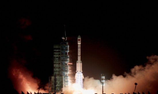 Chinese State Media 'Welcomes Home' Tiangong-1 Satellite After Crashing, Denies It Went out of Control