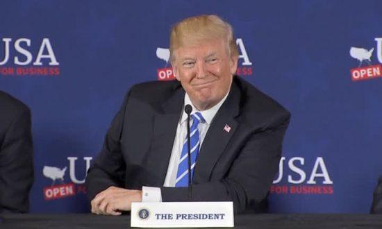 West Virginia Residents Thank President Trump
