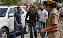 Bollywood Star Khan Gets Bail After Serving Two Days in Jail for Poaching