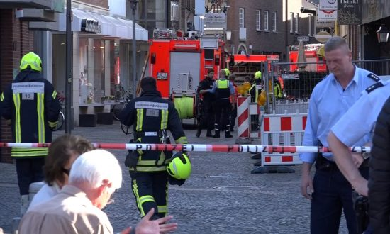 Several Dead After Vehicle Ploughs Into Group of People in Germany