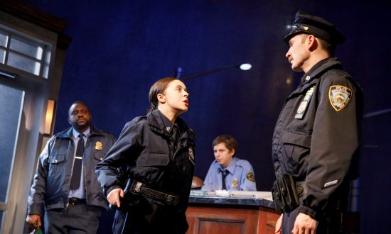 Theater Review: 'Lobby Hero'