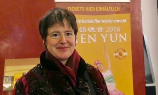 Shen Yun 'an Extremely High Level,' Composer Says
