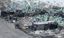 RCMP Provide Update on Humboldt Broncos Hockey Team Bus Crash