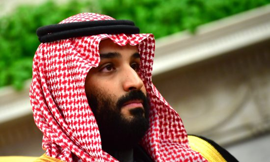 Saudi Crown Prince Meets US Envoy to Defeat ISIS
