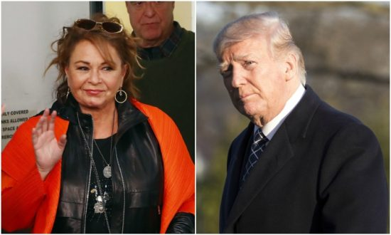 Roseanne's Tweet About Trump Rescuing Children From Traffickers Is Based on Facts
