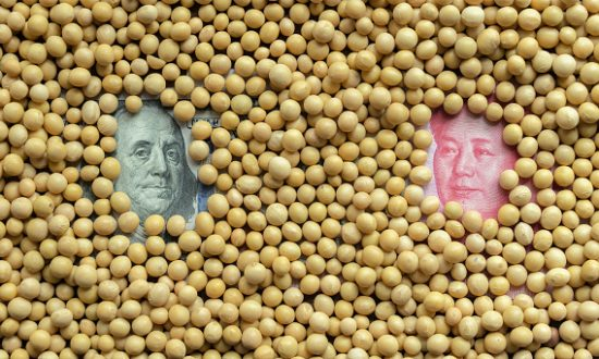 As US and China Trade Tariff Barbs, Others Scoop up US Soybeans