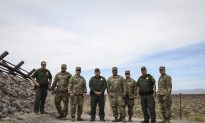 National Guard Troops Deployed to Southern Border