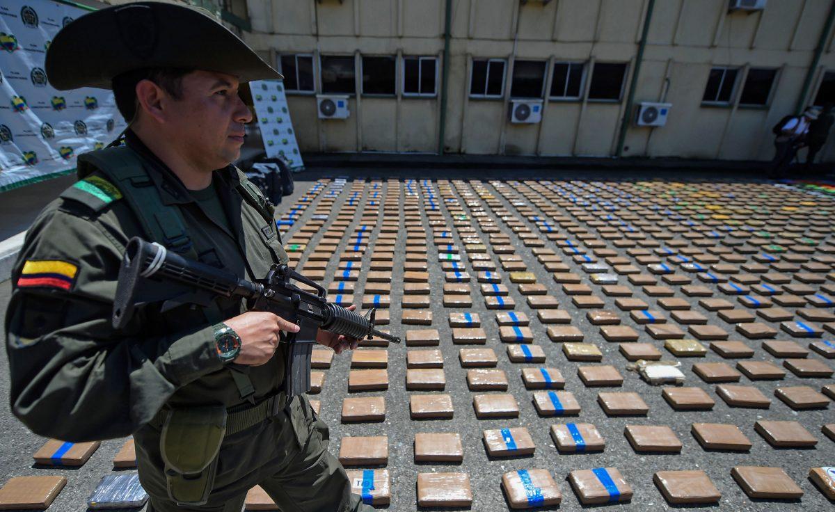 colombia arrests former marxist rebel leader on us drug