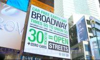New York City Announces Third-Annual Car Free Day