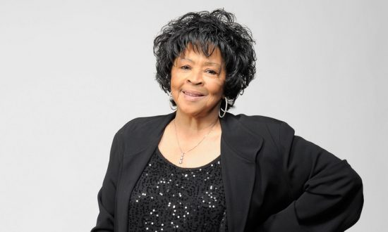 Singer Yvonne Staples poses for a portrait at the 42nd NAACP Image Awards held at The Shrine Auditorium in Los Angeles, Calif. on March 4, 2011. (Charley Gallay/Getty Images for NAACP Image Awards)