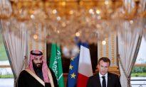 Give Saudi Arabia a Chance, French President Tells Critics