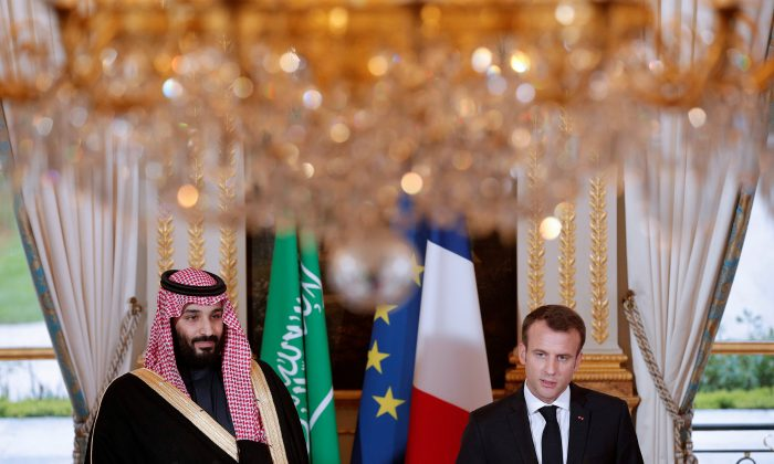 Macron: France to stand by Baltic countries on security