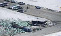 Trucking Company Involved in Humbolt Broncos Bus Crash Suspended Indefinitely