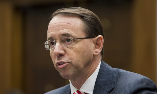As Russia Probe Runs Out of Bounds, Trump Summons Rosenstein to White House