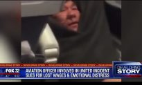 Security Officer Sues After Doctor Dragged Off United Airlines Plane