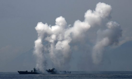 Chinese Regime Amps Up Aggressive Rhetoric With Announcement of Military Drills in Taiwan Strait