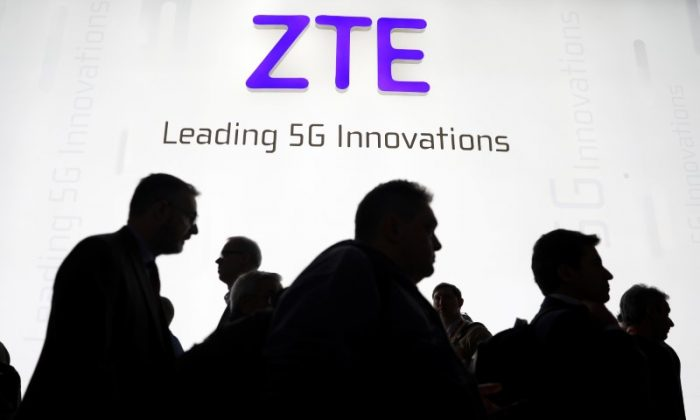 Chinese smartphone maker ZTE barred from U.S.  technology