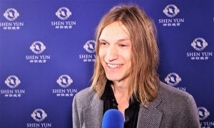 Singer and Songwriter: Shen Yun Is 'a Real Gift'