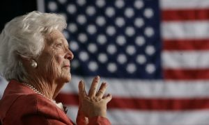 Barbara Bush Remembered for Her Dignity and Wit at Houston Funeral