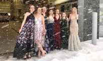 Record Blizzard Ruins Prom—Firefighters Save the Day With Unusual Idea