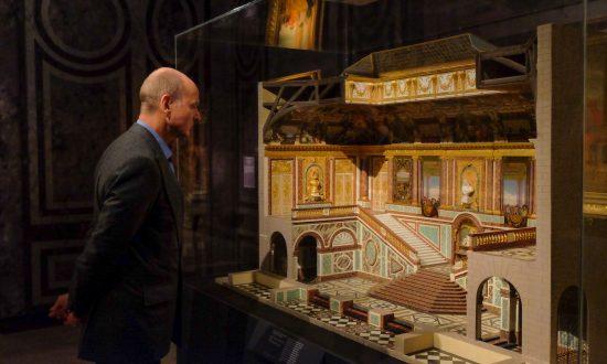 Exploring 'Visitors to Versailles' at The Met With Prince Dimitri of Yugoslavia