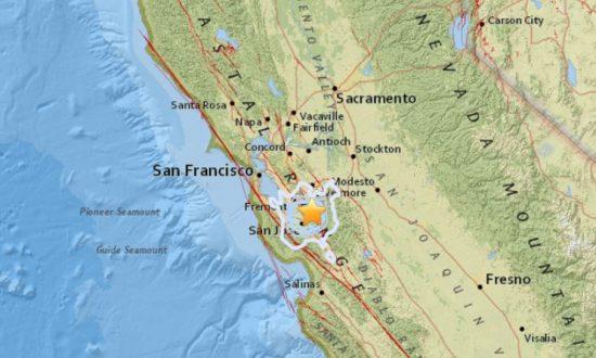 Earthquake Hits Near San Francisco–Many Report Feeling It
