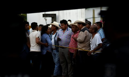 'We Are Watching You:' Political Killings Shake Mexico Election