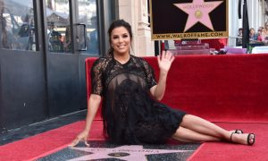 Eva Longoria 'Nervous' About Giving Birth