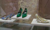 Designer Stuart Weitzman Puts his Personal Shoe Collection on Exhibit in New York City