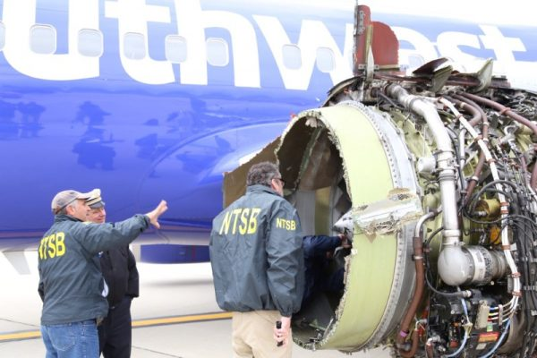 FAA Issues Emergency Airworthiness Directive After Southwest Fatality